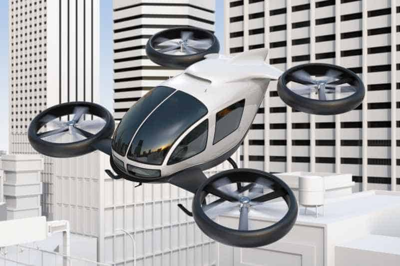 The Top 10 Passenger Drones and Drone Taxis (Updated 2018)