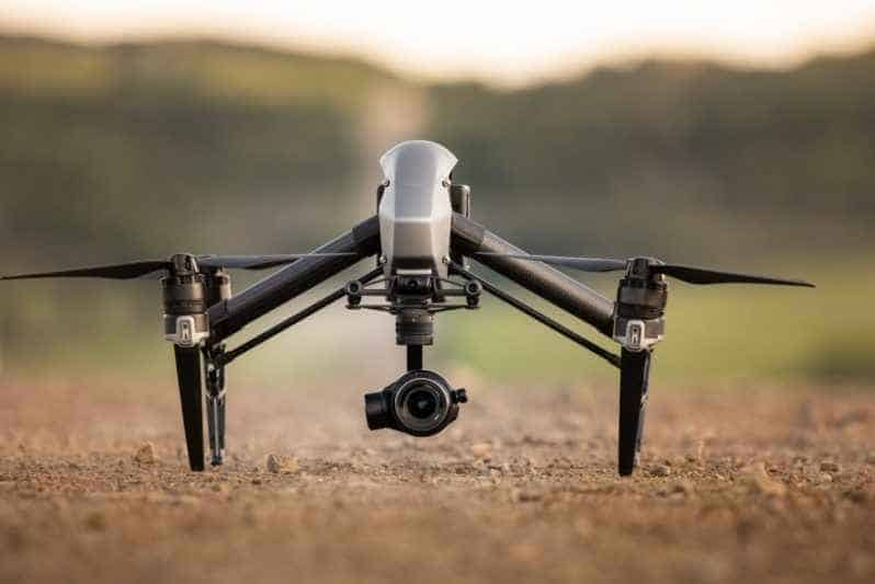 DJI Inspire 2 Professional Photography Drone
